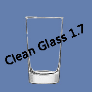 Clean Glass (Connected Glass 1.7) Minecraft Texture Pack