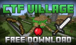 Minecraft Capture the Flag - Village - Map & Game Download by IJOMinecraft Minecraft Map & Project
