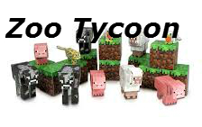Zoo Tycoon Minecraft Project