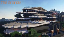 The Grande Minecraft Map & Project