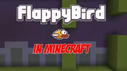 Flappy Bird in Minecraft Minecraft