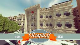 Rowley Hospital | 50 SUBS SPECIAL | TBS | WoK | 0fri Minecraft Map & Project
