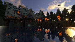 Shrae - A Secluded Port Minecraft Map & Project