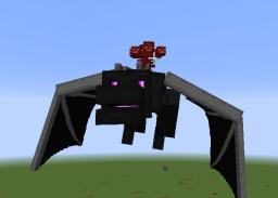 Almost Impossible Boss (Wither Riding Enderdragon) Minecraft Project