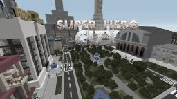 Super Hero City by Dario Minecraft Project