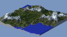 Mentula - World Machine/World Painter Collab Minecraft Map & Project