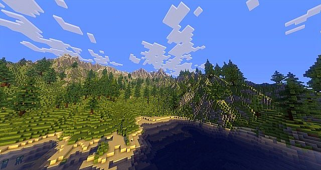 world machine minecraft