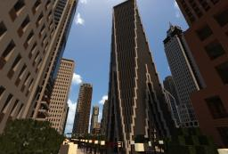 Mica - Skyscraper Build Contest Minecraft Map & Project