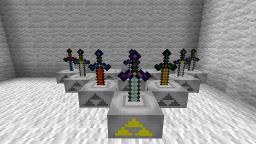 [1.8.9][1.7.10][1.6.4] Zelda Sword Skills [1.8.9 v3.4, 1.7.10 v2.5.1] Minecraft Mod