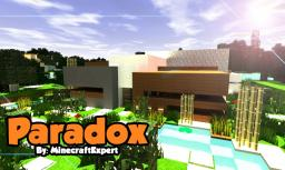 Paradox- A Modern Minimal Build By: MinecraftExpert Minecraft Map & Project