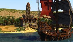 Medieval 'Kontor' Minecraft Project
