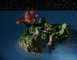 Pirate Island 2014 showcase Minecraft Project