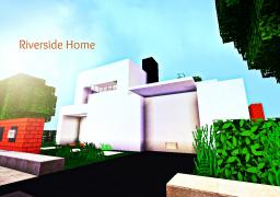Riverside Home | ProsperIvy Architects Minecraft Map & Project