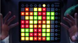 Novation launchpad in minecraft!! Minecraft Map & Project