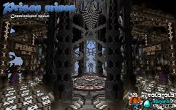 [Gothic-Evil Fantasy] Huge Prison Spawn - [Commission by TheVoidNet] Minecraft Map & Project