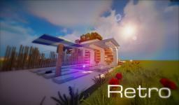 Retro [Pop-Reel] Minecraft Map & Project