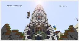 The Tower of Riseza Minecraft Map & Project