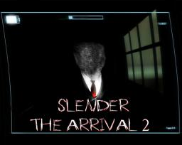 Slender the Arrival 2 Minecraft Map & Project