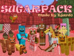 Sugarpack [1.11] Enjoy Candyland! Minecraft Texture Pack