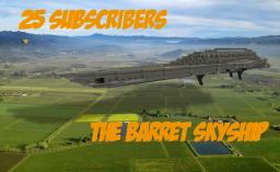 25 Subscriber Request Contest -The Barret- With Download! Minecraft Map & Project