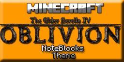 OblivionTheme - NoteBlocks Minecraft Project