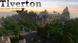 The City of Tiverton | WoK Minecraft Map & Project