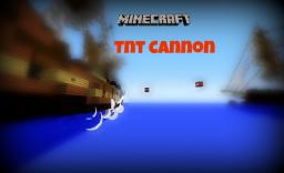 TNT Cannons using Command Blocks Minecraft Map & Project