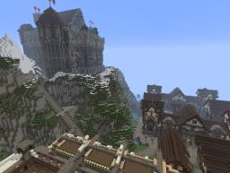 My Medieval Spawn Minecraft Map & Project