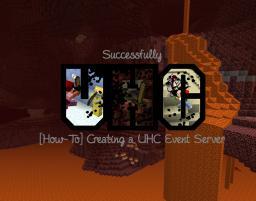 Successfully UHC (╯°□°)╯︵ ┻━┻ Minecraft