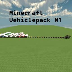 Thempolis vehicle pack #1 Minecraft Project