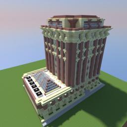 Victoria Hotel Minecraft