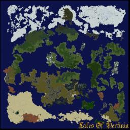 Tales of Dertinia (SMP / Gaming community) Minecraft Server
