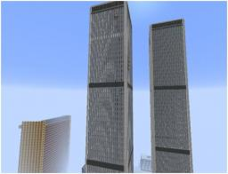 World Trade Center  Full Complex Minecraft Map & Project