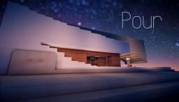 Pour- Minimalist |Download Available Minecraft Map & Project