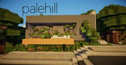 Palehill | Minimal home Minecraft