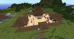 Field of Honour (Samurai Duel Dojo) Minecraft Map & Project