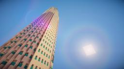 U.S Bank Tower Minecraft Map & Project