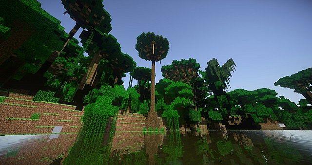 Custom Biomes
