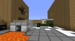 Zombie Survival map (Greeen Run) Minecraft Map & Project