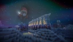 Svalbard | Steampunk-facility | Creative-Node Minecraft Map & Project