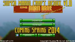 SuperMarioCraft Redux [v1.0 Coming Early Summer 2014] [Preview Coming May 2014] Minecraft Texture Pack