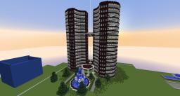 Office Complex Minecraft Project