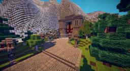 Dwarven City of Irid Minecraft Map & Project