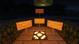 Creature Craft Mo' Creatures Server Minecraft Map & Project