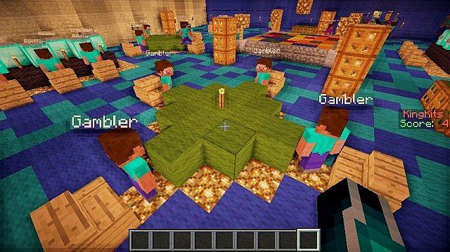 Lotus Hotel & Casino Minecraft Project