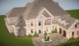 Traditional Mansion By Bullets_R_Us Minecraft