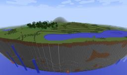Landscape 1 - Hills Minecraft Map & Project