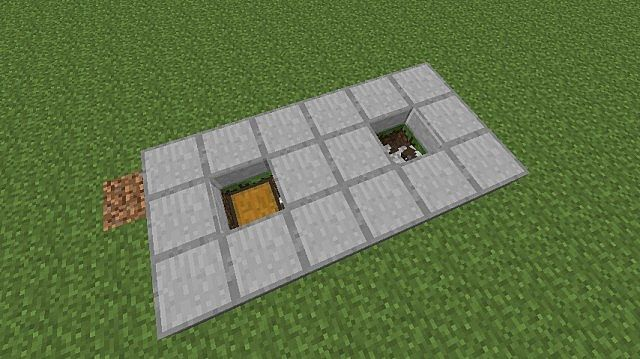 minecraft how to make a pig farm