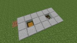 Automatic Underground Cow/Pig Farm w/ Cooker Minecraft Map & Project