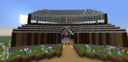 Spawn Hub [58x63] [Free Download] [Version 2] [New] Minecraft Map & Project